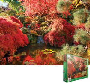 EG60000701 Eurographics Puzzle 1000 Piece - Butchart Gardens - Japenese Garden