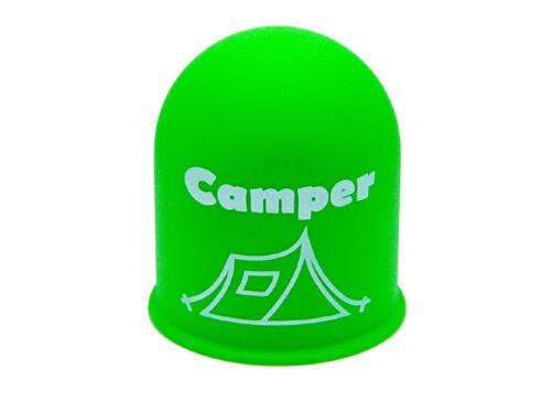 Capucha del aplicador oral enganche remolque camping naturaleza senderismo tienda instantánea techo carpa carpa verde