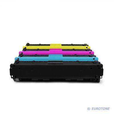 4x Eurotone PRO Toner für OKI C-822-N C-822-DN C-822-CDTN