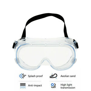 Anti-Virus-Fully-Sealed-Safety-Goggles-Glasses-Eye-Protection-Work-Lab-Anti-Dust