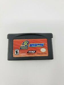 Rocket Power, Zero Gravity Zone (Nintendo Game Boy Advance) GBA Tested Authentic