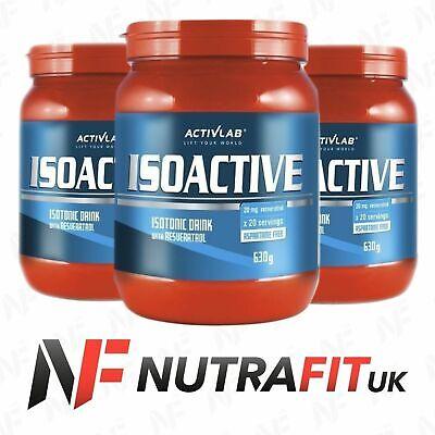 Activlab Isoactive Isotonica Energia Idratazione Sport Bevande In Polvere Iso Attivo- Prezzo Pazzesco
