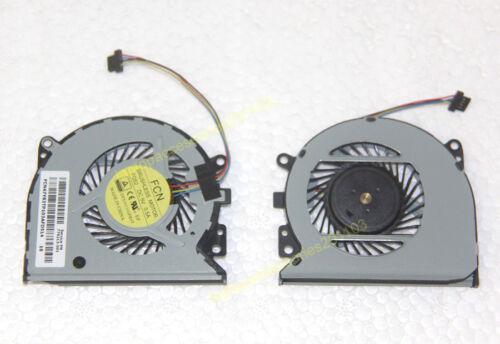 New For HP Envy 15-u200na 15-u210nx 15-u209nx Cpu Cooling Fan