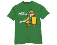 Legend Of Zelda Nintendo T Shirt Large With Tags Licensed