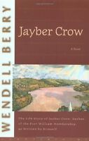 Jayber Crow By Wendell Berry, (paperback), Counterpoint , New, Free Shipping on Sale