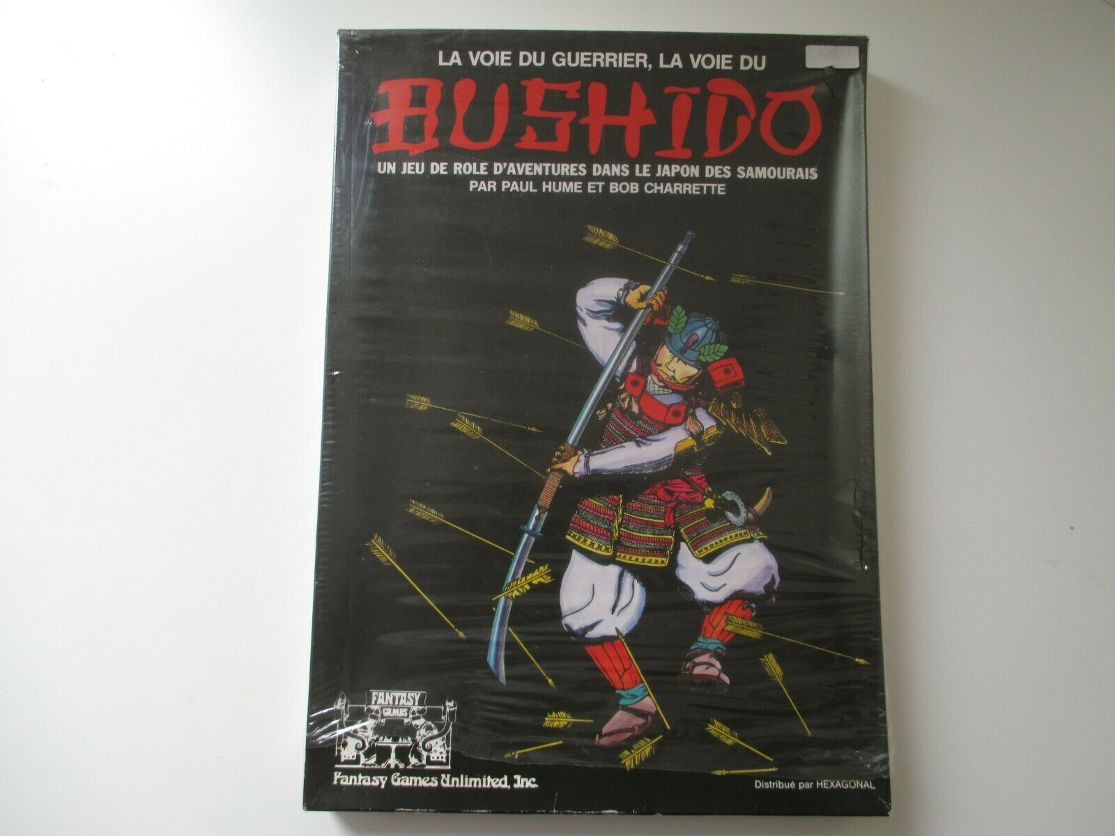 JEU DE ROLE autobusHIDO fantasyc giocoS UNLIMITED  NEUF BLISTER  incredibili sconti