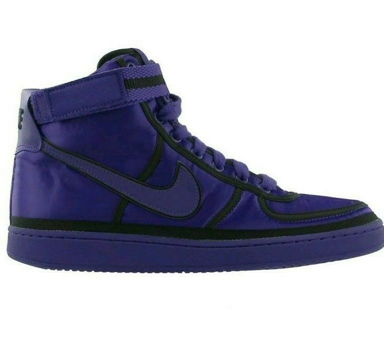 Nike Vandal High Supreme QS PRPL Men's Size 11 Purple New  AQ2176 500