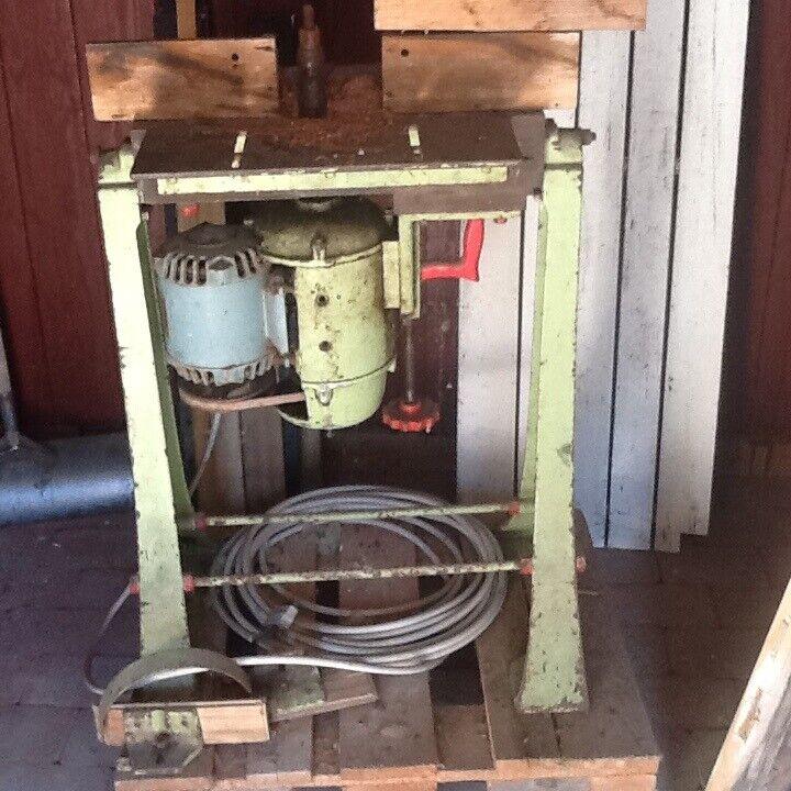 Hobbymaskine