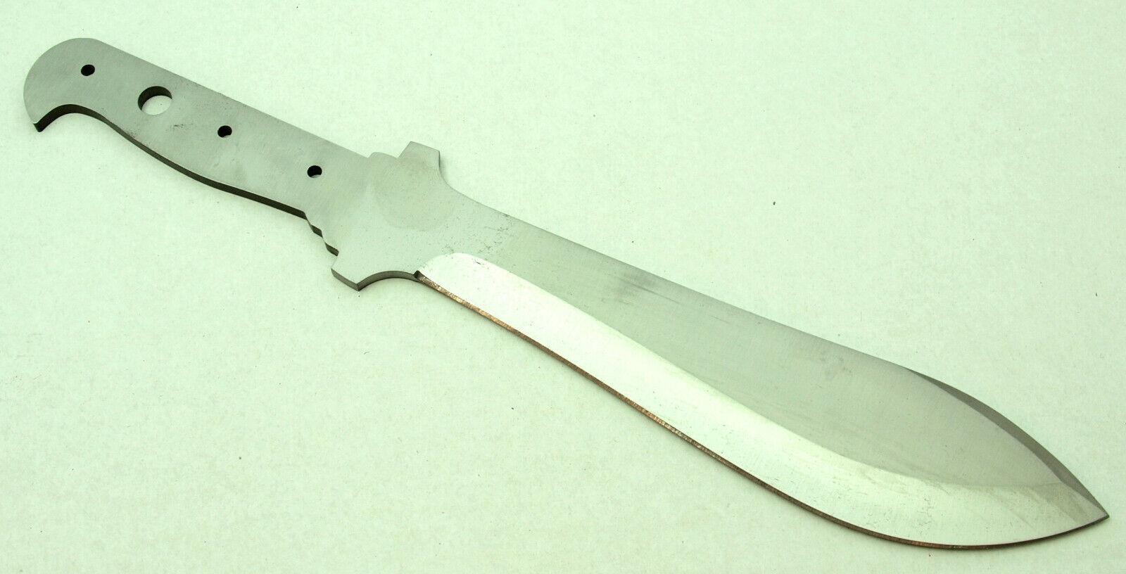 RÜ1 Rohling für Jagdmesser Klinge Klinge Klinge Bowie Messer 5mm  | Sale Deutschland  7fc10c