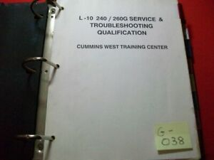 CUMMINS-TECHNICIAN-TRAINING-L10-240-260G-SERVICE-amp-TROUBLESHOOTING-QUALIFICATION