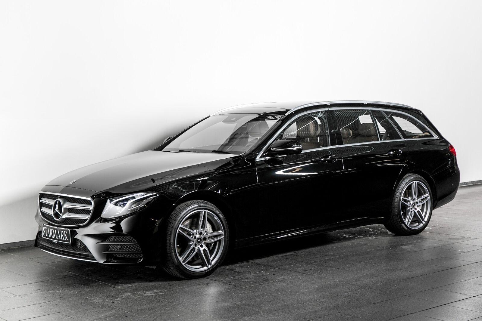 Mercedes-Benz E400 d 2,9 stc. aut. 4-M