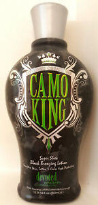 CAMO-KING-BLACK-BRONZER-amp-TATTOO-PROTECTION-TANNING-LOTION-BY-DEVOTED-CREATIONS