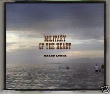 (K270) Naked Lunch, Military of the Heart - 2006 new CD