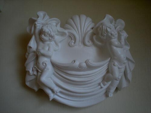 Plâtre blanc * Vente de DECO ANGELOT Cheminée Moulage