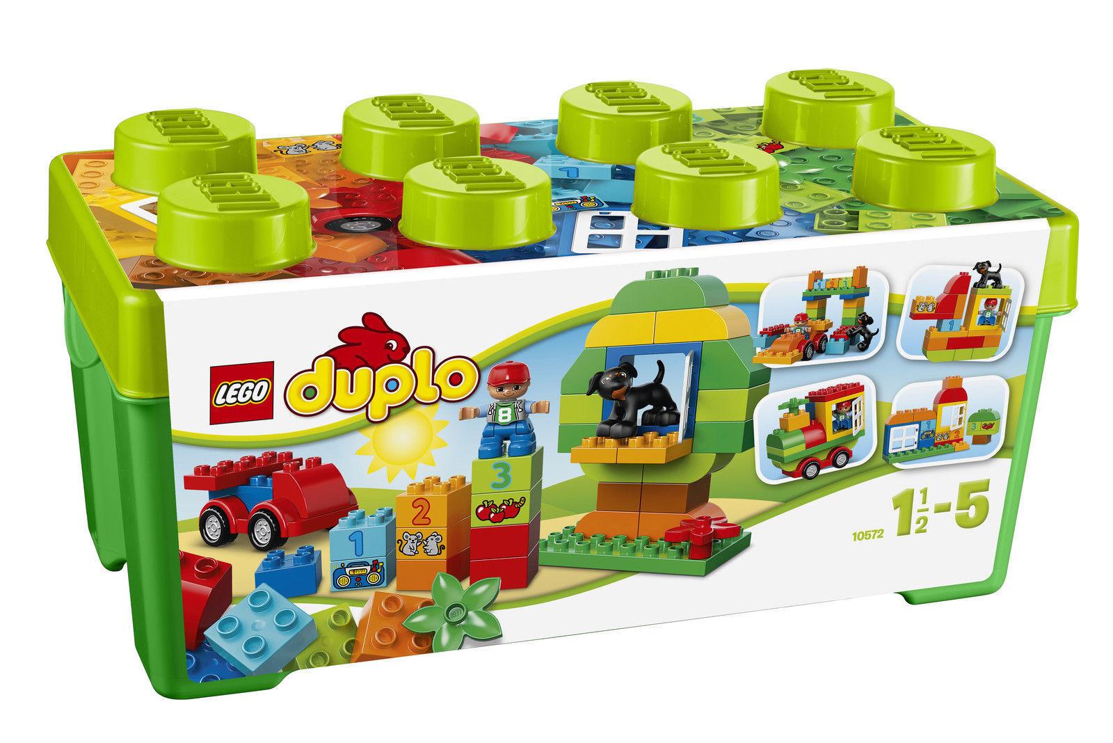 LEGO® Duplo 10572 Große Große Große Steinebox 65 Teile NEU OVP 487254