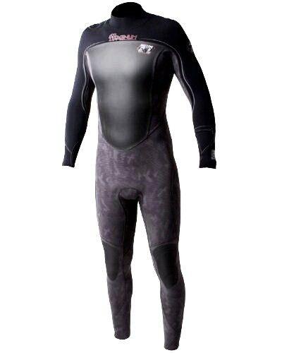 BODY GLOVE Men/'s 3//2 MAGNUM BZ Wetsuit BLK Size  Small NWT