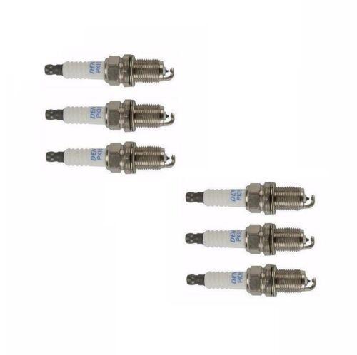 6 X OEM Platinum Titanium TT Performance Power Spark Plugs PK16TT # 4503