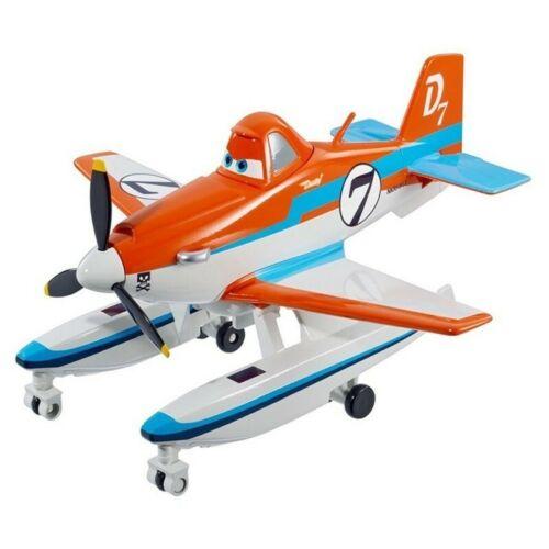 anni Mattel CBJ41-4 Aereo Dusty Planes Squadra soccorso con suoni