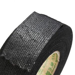 25X15m-Coroplast-cinta-adhesiva-de-tela-para-cableado-del-arnes-coche-telar