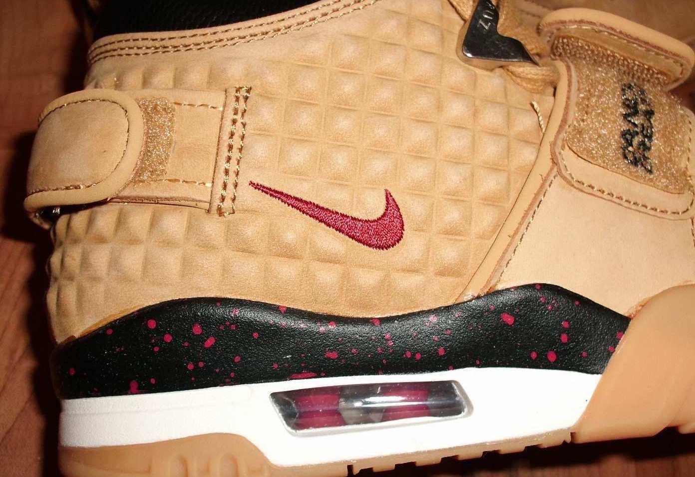 Nike air trainer victor cruz weizen prm heuhaufen weizen cruz / ROT / - sz uns 7,5 us - 8 2ebeef