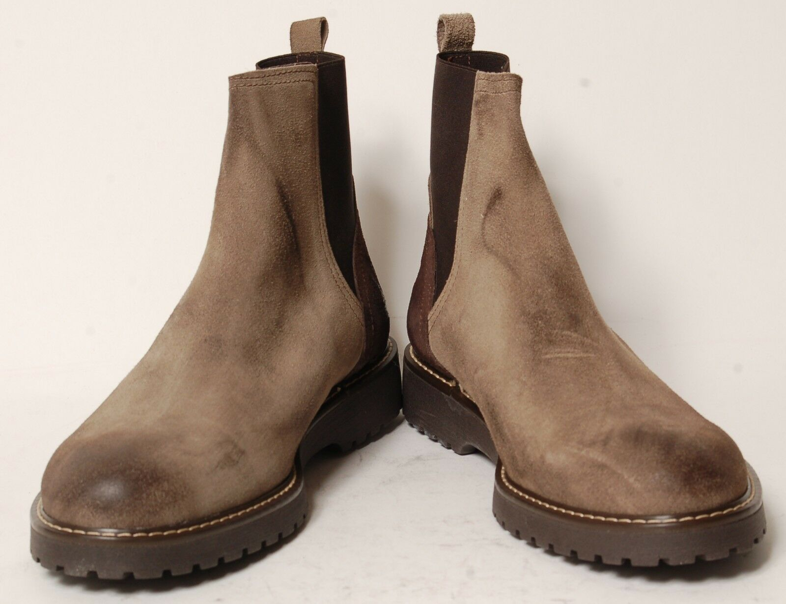Acc Hand Made, Italian Ankle Boots Chelsea Boots 5012