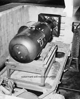 Atomic Bomb Called little Boy Hiroshima 8x 10 World War Ii Photo 144