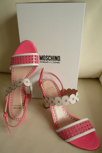 Etat Chaussure T Chic Sandales 36 Style And Cheap Luxueuses Neuf wfOqRcA18