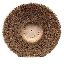 """Malish 770213 13/"""" Union Mix Floor Polisher Brush With NP-9200 Clutch Plate"""