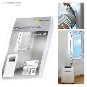 trotec airlock 100 hotairstop window seal for air. Black Bedroom Furniture Sets. Home Design Ideas