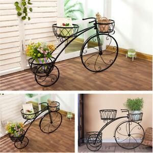La Foto Se Está Cargando Bicicleta De Metal 3 Niveles Estante