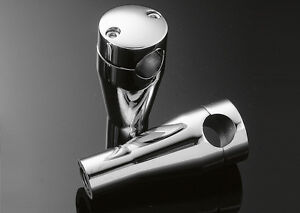 4-inch-Chrome-M10-Risers-for-Motorcycles-with-1-034-amp-7-8-034-Handlebars-56-0042