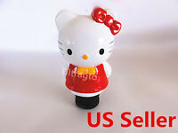 Hello Kitty Jdm Car Racing Stick Shift Gear Lever Shifter Knob Mazida Honda