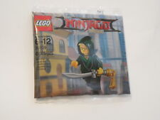 Lego Ninjago Movie Lloyd Garmadon 30609 Minifigure NEW Promo Polybag Exclusive