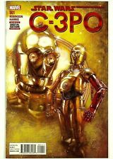 Star Wars C3po #1 Digital Code Only 2016 Marvel C3p0 Droids
