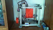 D-Bot Core-XY 3D Printer PRINTED PARTS