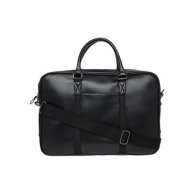 NEW Blaq East/West bag Black