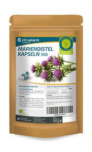 FP24-Health-Mariendistel-Extrakt-500mg-80-Silymarin-180-Kapseln