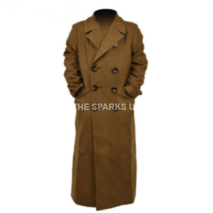 NEW-10th-Doctor-Who-Dr-Ten-Long-Coat-Trench-Coat-Cosplay-Costume-BIG-SALE