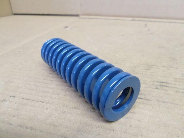 """1 new DANLY IEM 3//4/"""" x 6/"""" x 3//8/"""" rod Medium Duty BLUE Die Spring 9-1224-21"""