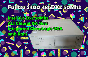 Fujitsu 486 RetroPC DX2 50
