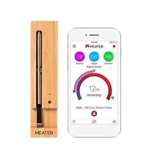 MEATER-33ft-Range-Smart-Wireless-Meat-Thermometer-BBQ-Grill-Oven-Smoker