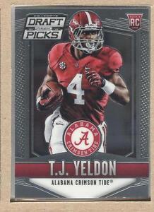 T-J-Yeldon-144-2015-Panini-Prizm-Draft-Picks-Rookie-RC-Alabama-Crimson-Tide