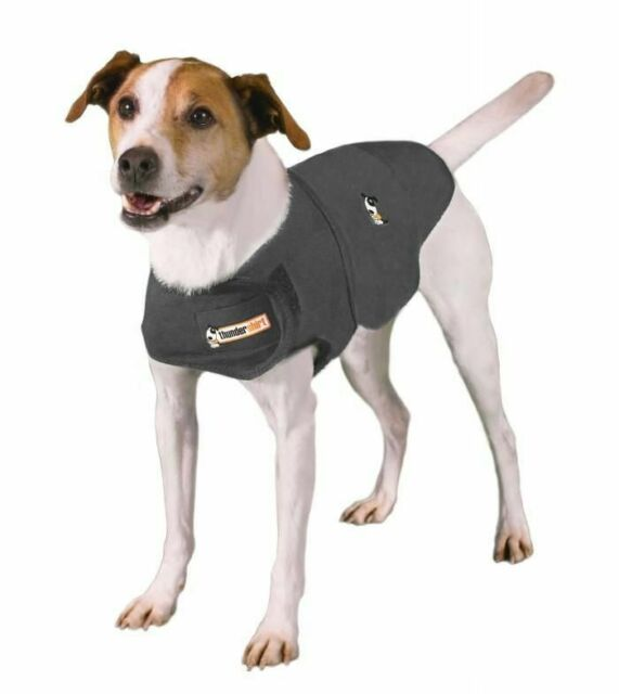 Thundershirt Anti-Anxiety Calming Vest for Dogs - Medium