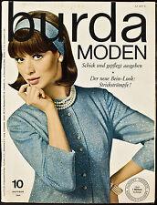 Burda Moden 10.1964