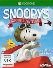 Die Peanuts - Der Film: Snoopys große Abenteuer (Microsoft Xbox One, 2015, DVD-Box)