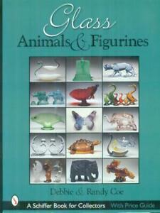 GLASS ANIMALS & FIGURINES PRIMA EDIZIONE COE DEBBIE E RANDY
