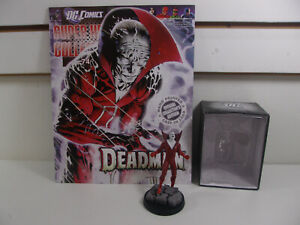 EAGLEMOSS-Figure-amp-Magazine-Classic-DC-Super-Hero-Collection-74-Deadman