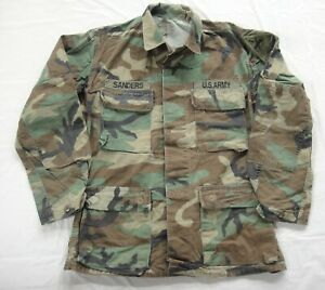 United States Army US Woodland Camo Camouflage Thick Cold Winter Jacket Coat NEW