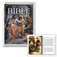My First Bible Catholic Edition Sku Vc500