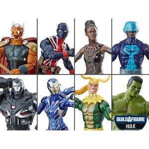 Marvel-Legends-Avengers-6-034-Action-Figures-Hulk-BAF